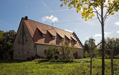 Zehntscheune von Schloss Massenbach