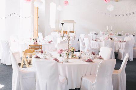 festliche Hochzeit Schloss Massenbach