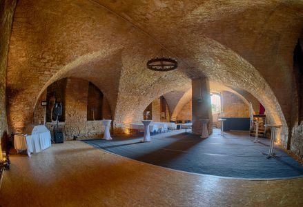 Gewölbekeller Schloss Massenbach
