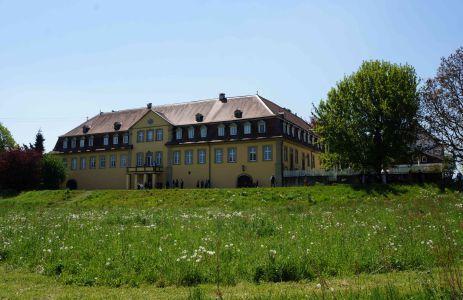 Garten Schloss Massenbach
