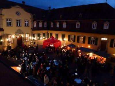 Weihnachtsmarkt Schloss Massenbach