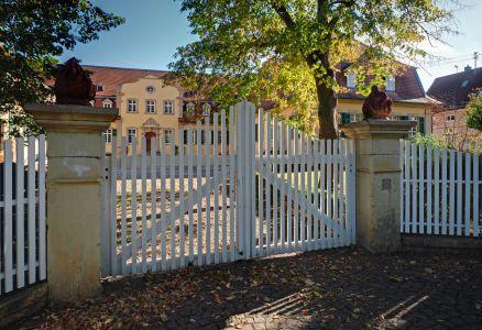 Schloss Massenbach Ansicht Strassenseite