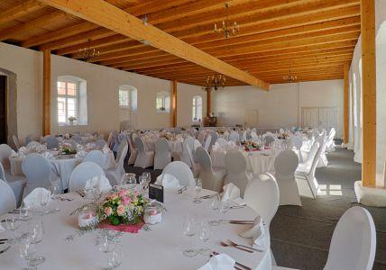Hochzeit Nordflügel Schloss Massenbach